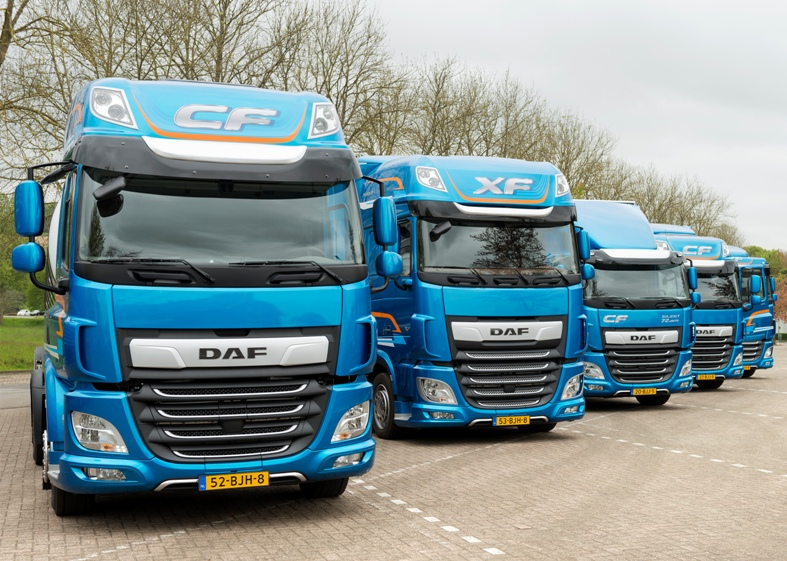 sales parts for daf
